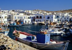 Greek Islands Family Holiday